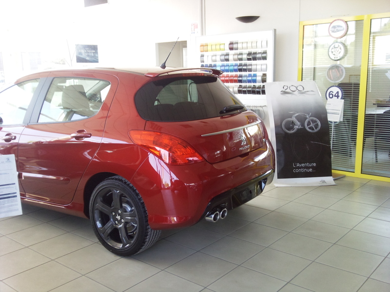 308 GTi , L'émotion sans compromis Photo112