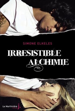 IRRESISTIBLE ALCHIMIE (Tome 1) de Simone Elkeles 29716510