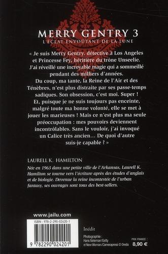 MERRY GENTRY (Tome 3) L'ECLAT ENVOUTANT DE LA LUNE de Laurell K. Hamilton 30945811