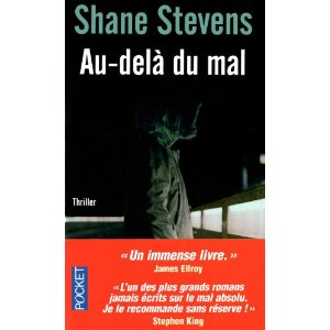AU DELA DU MAL de Shane Stevens 41436l10