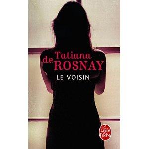 LE VOISIN de Tatiana de Rosnay 419bse10