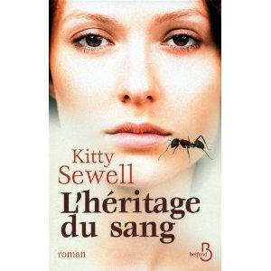 L'HERITAGE DU SANG de Kitty Sewell 51zvet10