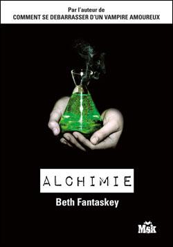 ALCHIMIE de Beth Fantaskey 97827011
