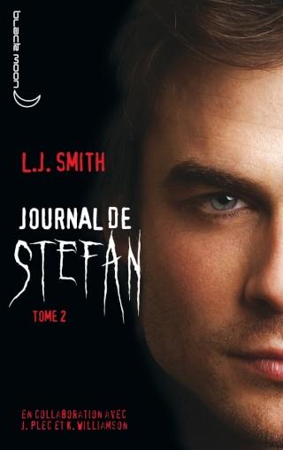 ¤ Partenariat n°132 : JOURNAL DE STEFAN (TOME 2) offert par Black Moon Arton812