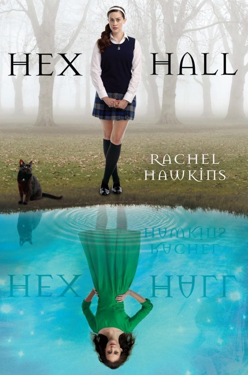 HEX HALL (Tome 1) de Rachel Hawkins Book_c10