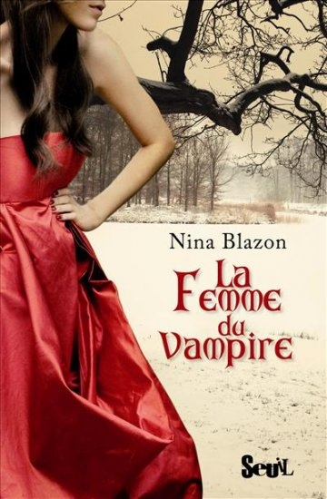 LA FEMME DU VAMPIRE de Nina Blazon Book_c11