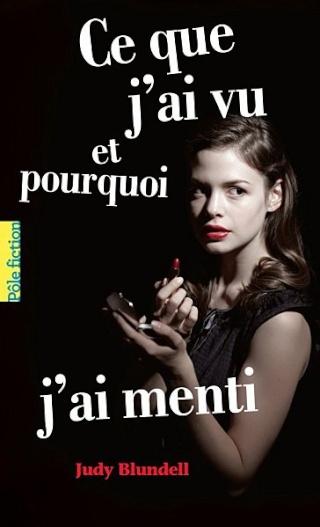 ¤ Partenariat n°137 : CE QUE J'AI VU ET POURQUOI J'AI MENTI offert par Gallimard Jeunesse [clos] Cequej10