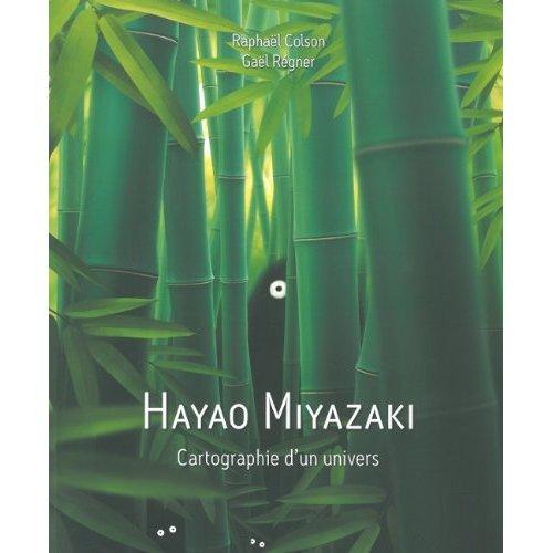 Hayao Miyazaki : Cartographie d'un univers 41xgor10