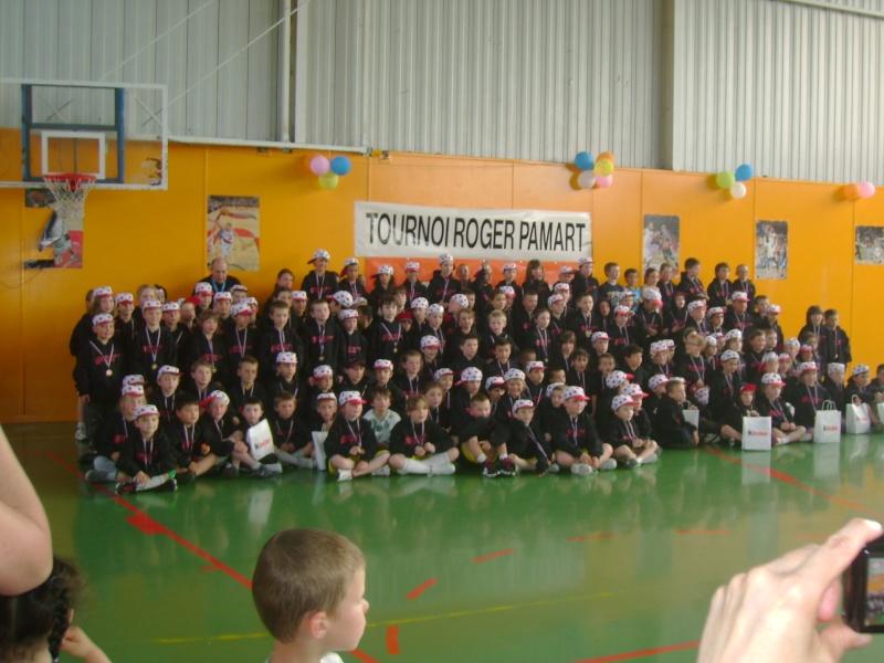 Mini poussins / poussines au tournoi roger pamart Dsc02917