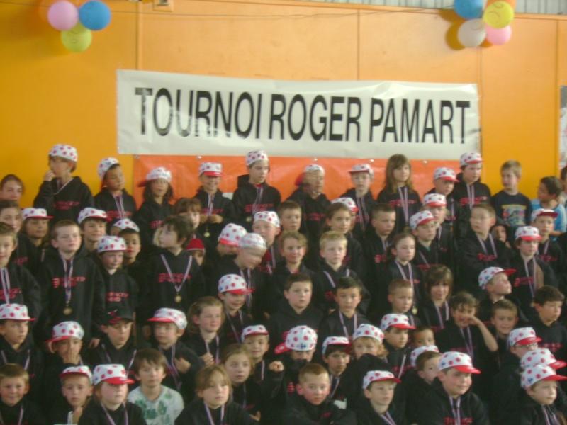 Mini poussins / poussines au tournoi roger pamart Dsc02918