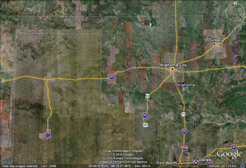 Route 66 : parcours d'un mythe américain. - Page 4 Route_10