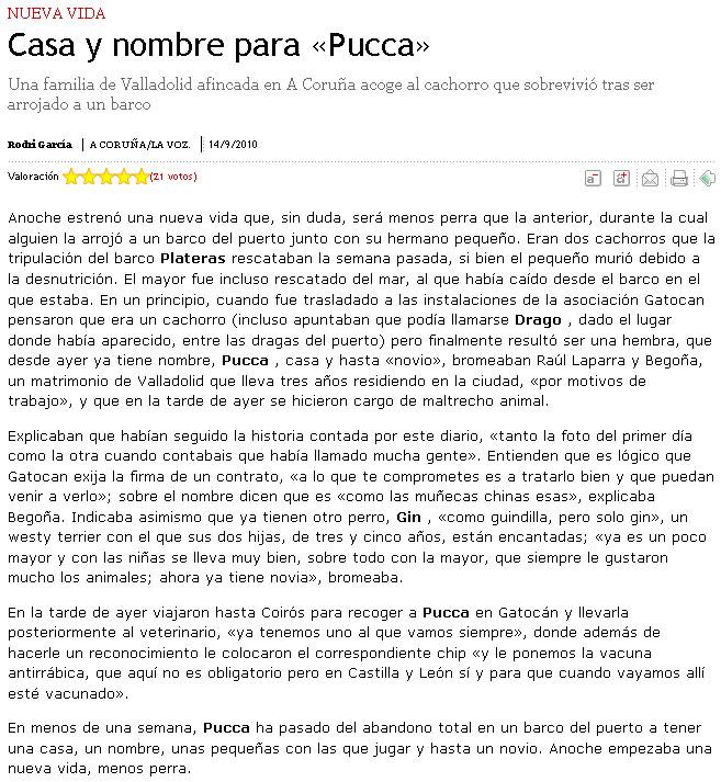 Draga (ahora Pucca) Notici10