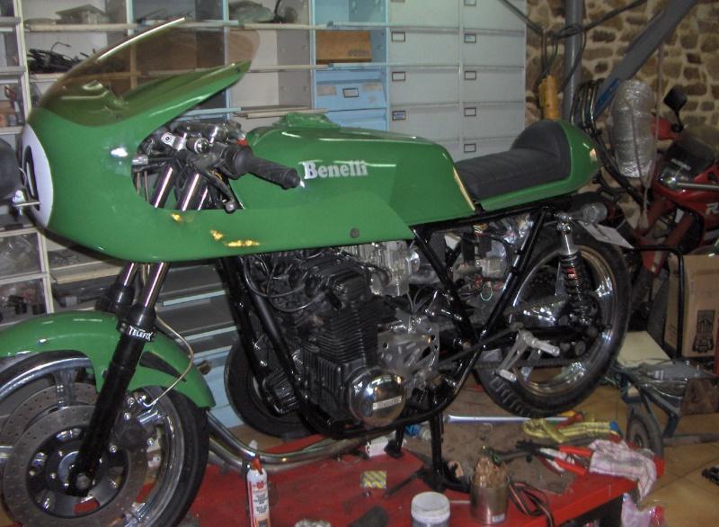 BENELLI SEI spéciale MOTO PERF 00411