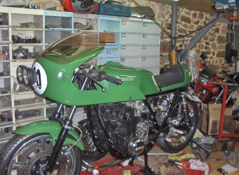 BENELLI SEI spéciale MOTO PERF 00512