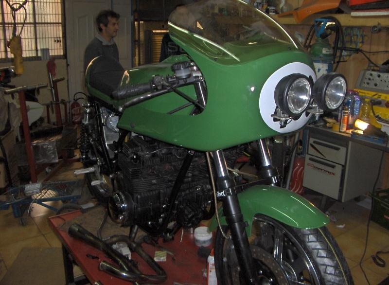 BENELLI SEI spéciale MOTO PERF 00612