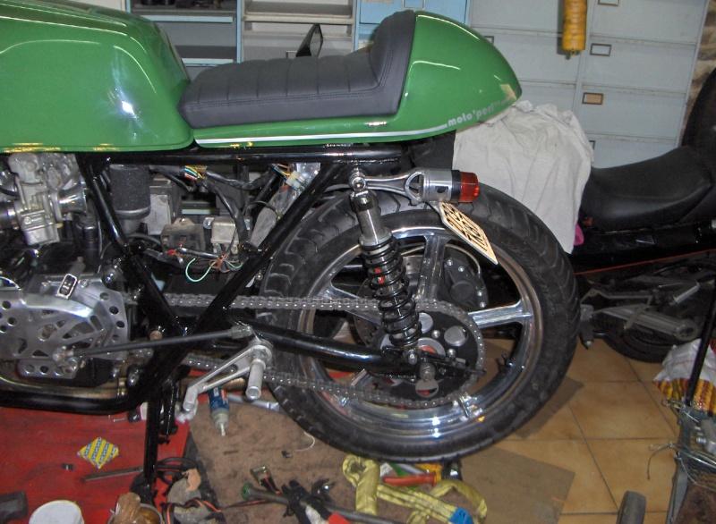 BENELLI SEI spéciale MOTO PERF 00811