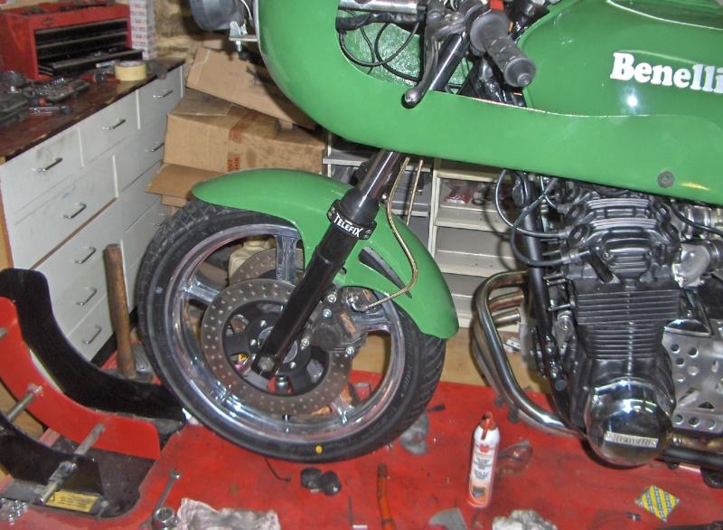 BENELLI SEI spéciale MOTO PERF 00911
