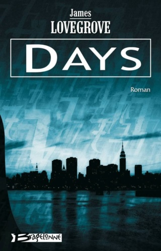 DAYS de James Lovegrove 615hsi10