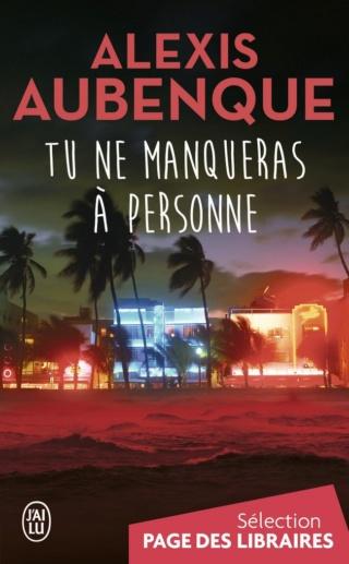 UNE ENQUÊTE À PACIFIC VIEW (Tome 02) TU NE MANQUERAS À PERSONNE d'Alexis Aubenque 61kchm10