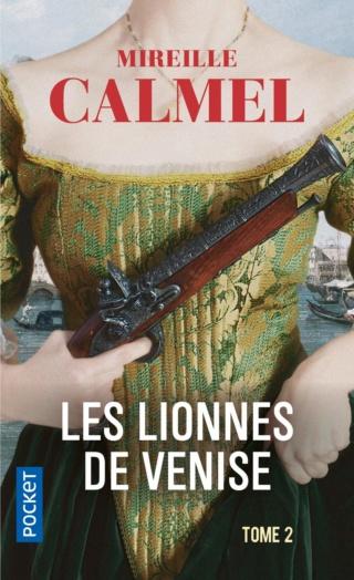 LES LIONNES DE VENISE (Tome 02) de Mireille Calmel 718bl110