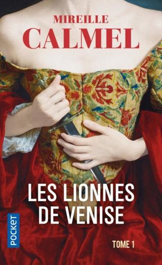 LES LIONNES DE VENISE (Tome 01) de Mireille Calmel 71c0ya10
