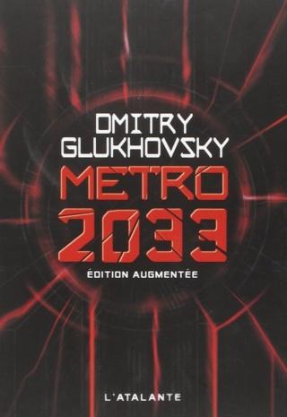 MÉTRO 2033 de Dmitry Glukhovsky 71ok3h10