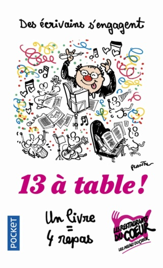 13 À TABLE  ! (2019) de Collectif 71yzga10