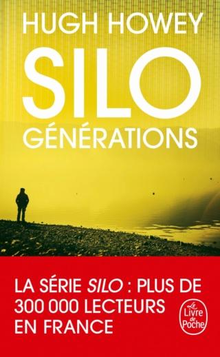 SILO (Tome 3) GÉNÉRATIONS de Hugh Howey 81g6fn10