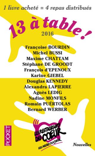 13 À TABLE  ! (2016) de Collectif 97822610