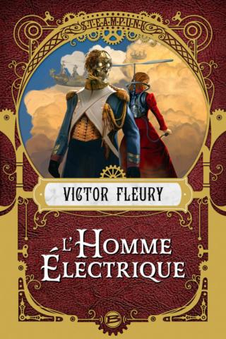 L'HOMME ÉLECTRIQUE de Victor Fleury 97910215