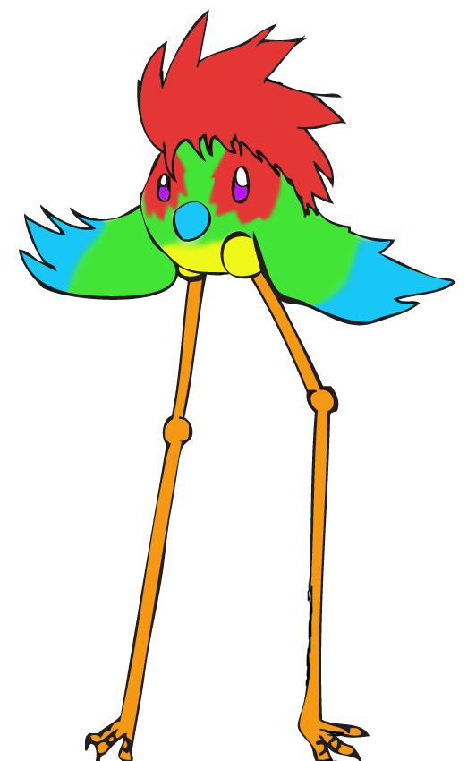 Tooka Bird Tooka10