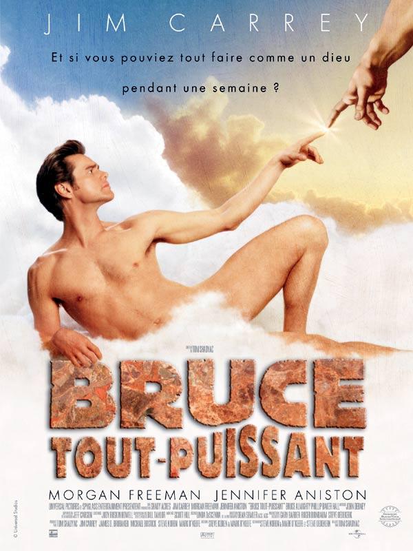 Bruce tout-puissant (2003) Comédie Brucet10