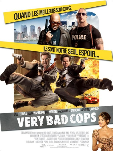 Very Bad Cops (2010) Comédie Laffic10