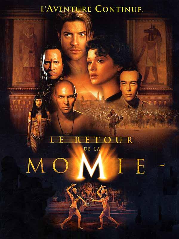 Le Retour de la momie / la momie 2 (2001) Aventure Le_ret10