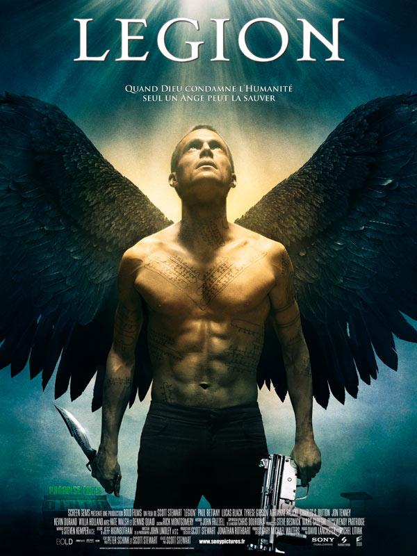 Légion, l'armée des anges (2009) Action/Thriller Legion10