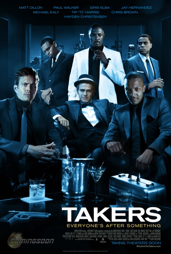 Takers (2010) Action Takers10