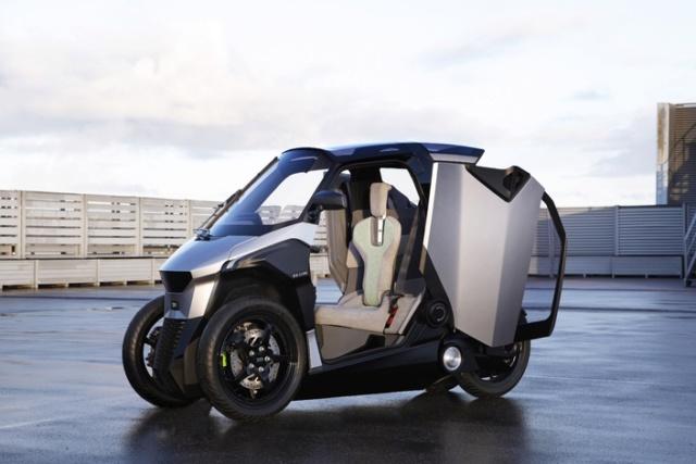 2019 - [Citroën] Concept AMI ONE S1-psa10