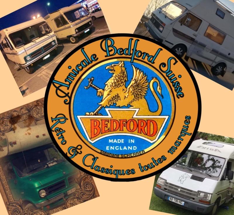 Amicale Bedford&Oldtimer campeurs Suisse