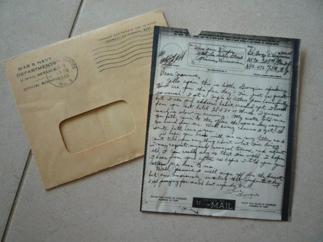 Vos lettres US ww2 P1030459