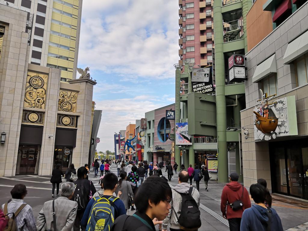 [TR] Toussaint 2018 : Shanghai DL - Osaka - Universal Studios Japan - Nagoya - Nagashima Spaland - Tokyo - Tokyo DL et DS - Page 2 0413