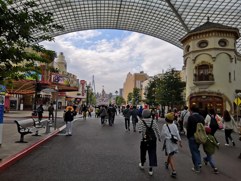 [TR] Toussaint 2018 : Shanghai DL - Osaka - Universal Studios Japan - Nagoya - Nagashima Spaland - Tokyo - Tokyo DL et DS - Page 2 1013