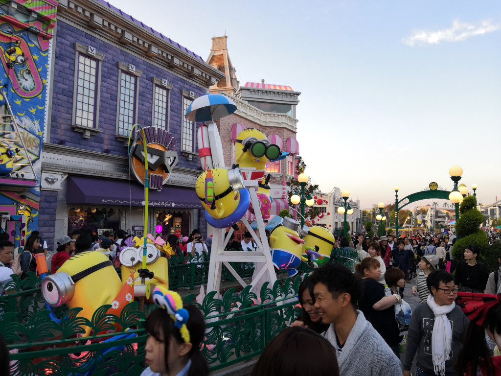 [TR] Toussaint 2018 : Shanghai DL - Osaka - Universal Studios Japan - Nagoya - Nagashima Spaland - Tokyo - Tokyo DL et DS - Page 2 7312