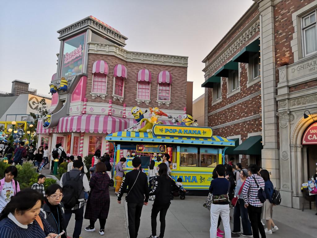 [TR] Toussaint 2018 : Shanghai DL - Osaka - Universal Studios Japan - Nagoya - Nagashima Spaland - Tokyo - Tokyo DL et DS - Page 2 7512