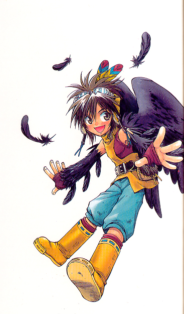 Shino Fyx, un drôle de type... ? Cooro110