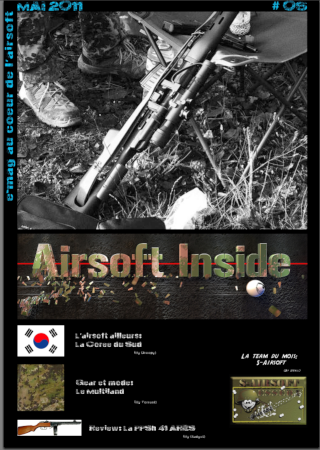 Magazine en ligne : Airsoft Inside Image_10