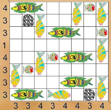 La Chasse au trésor mathématique - cijm - Page 2 Poisso10