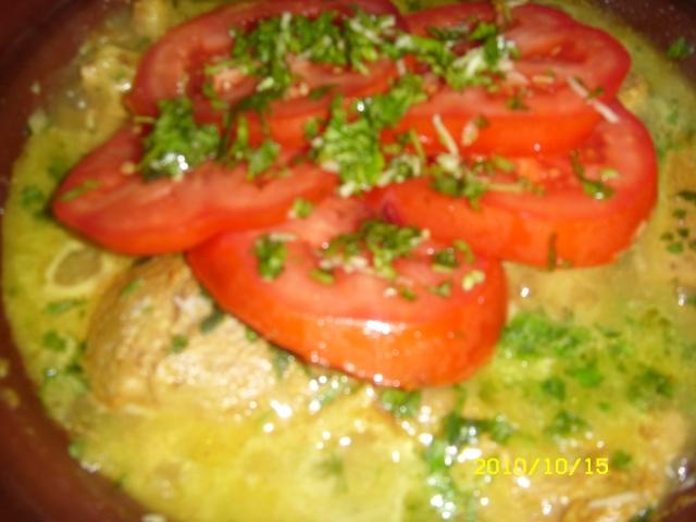 Le Vrai Tajine Marocain au Courge Slaoui ou Slawi (Lauki or Doodhi or White gourd Moroccan Tajine) Varies36