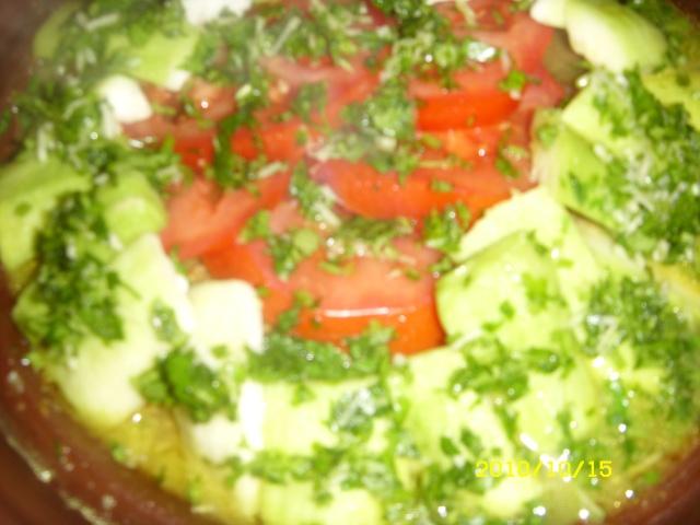 Le Vrai Tajine Marocain au Courge Slaoui ou Slawi (Lauki or Doodhi or White gourd Moroccan Tajine) Varies38