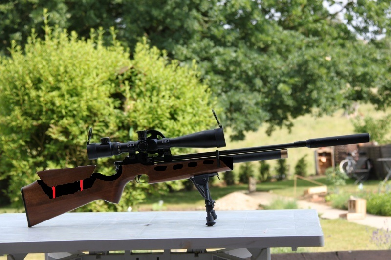 Ma CZ 200S Hunter 4.5 full photos MISE A JOUR - Page 2 Img_3028