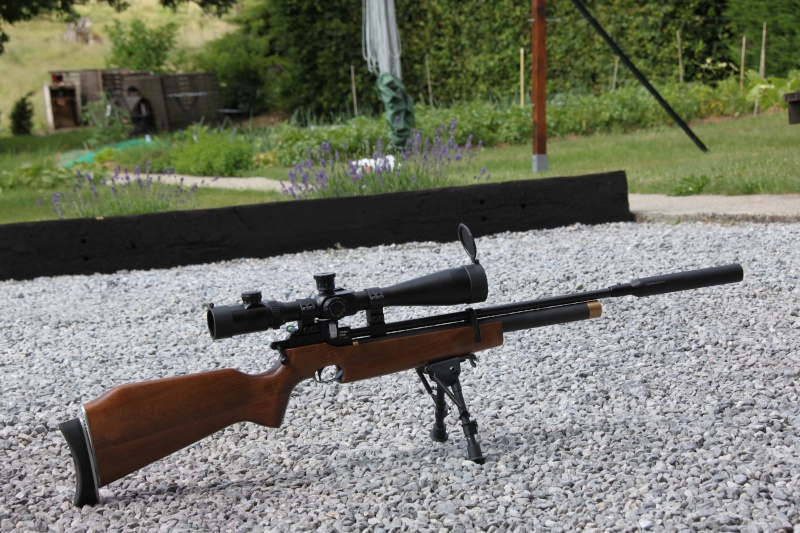 Ma CZ 200S Hunter 4.5 full photos MISE A JOUR - Page 2 Img_3110